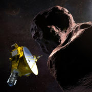 Obrázek: Historický moment roku 2019 už 1. ledna? Sonda New Horizons proletěla kolem 6,5 miliardy kilometrů vzdáleného objektu