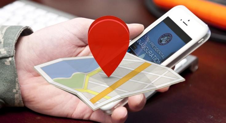 Obrázek: Najdou vás všude: Vyhledání polohy mobilu je možné i bez GPS, operátoři prodávají data o poloze uživatelů