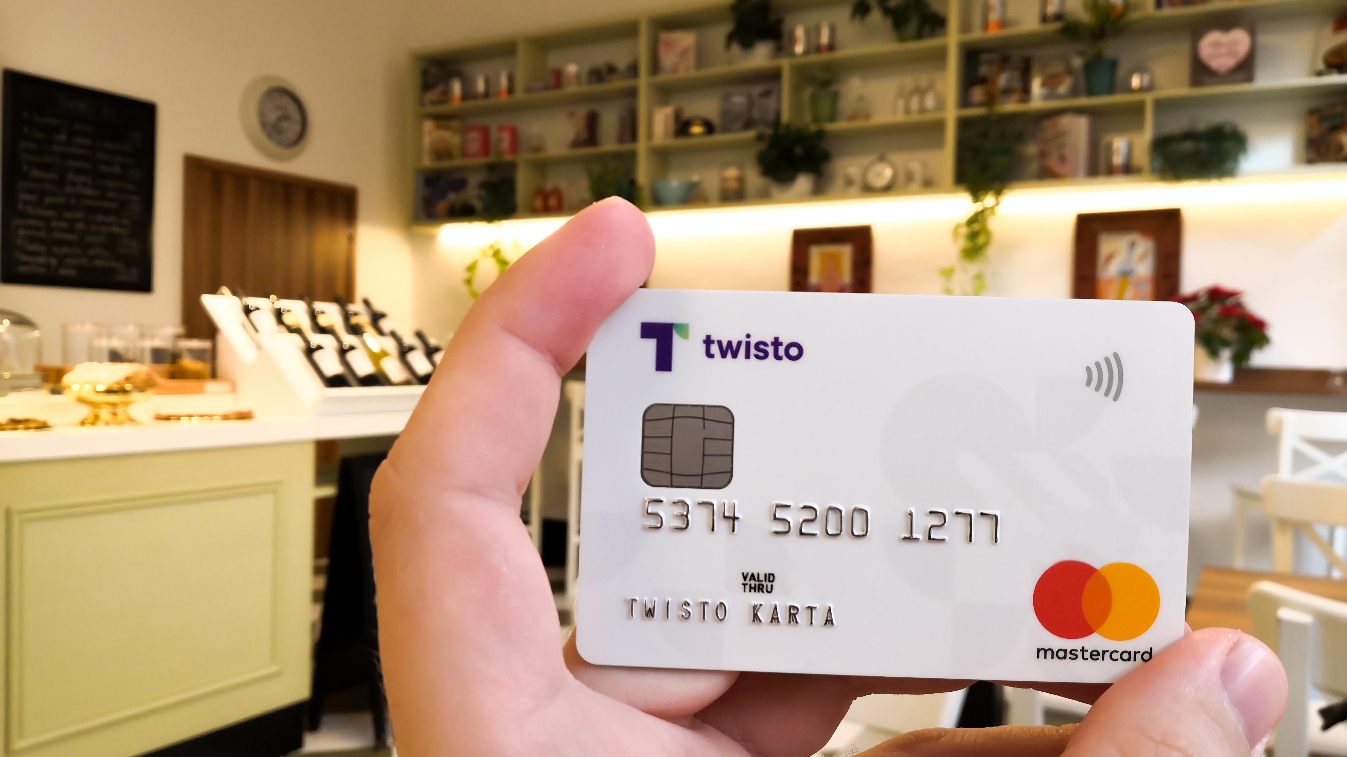 Obrázek: Recenze Twisto: Zkušenosti s českou aplikací a kreditkou pro lepší platby