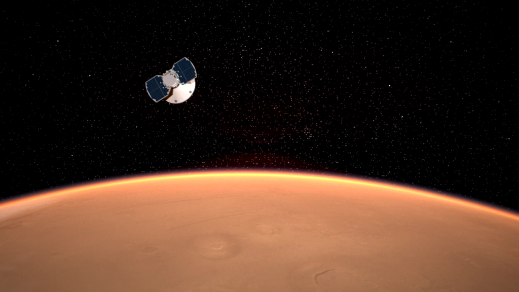 Obrázek: Marsotřesení existuje: Sonda InSight poprvé zaznamenala otřesy rudé planety
