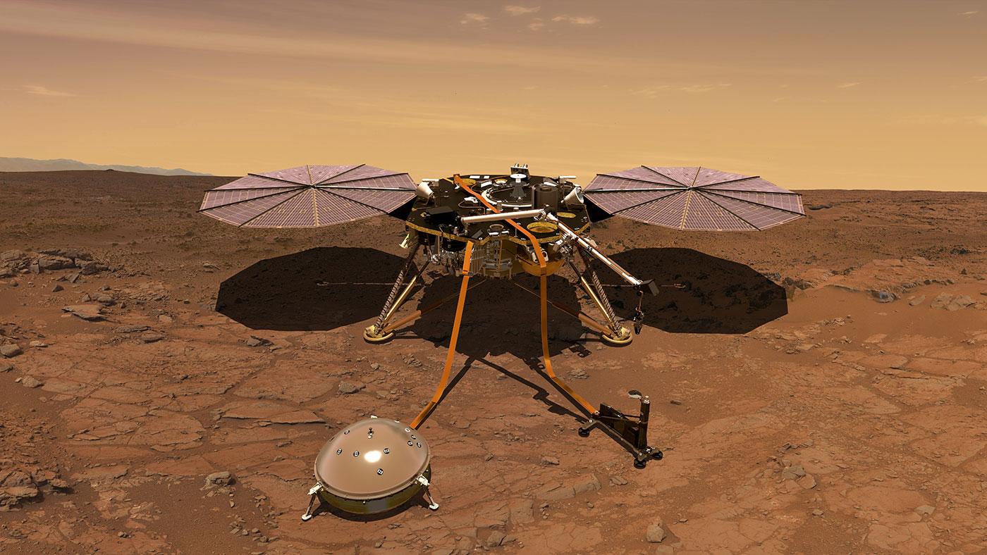 Obrázek: Na Marsu dnes očekávejte teploty od -12 do -95 stupňů celsia aneb když NASA měří počasí