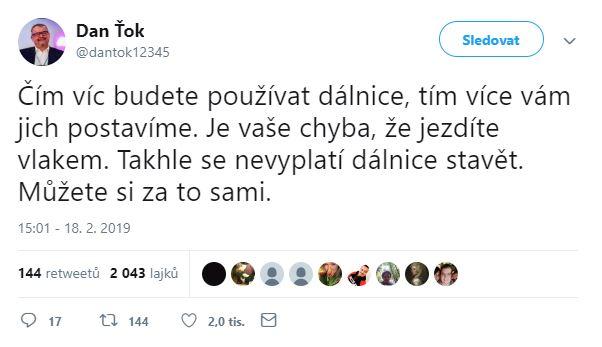 Obrázek: Fake News v praxi: Česká dezinformační média čerpají informace z účtů parodujících politiky