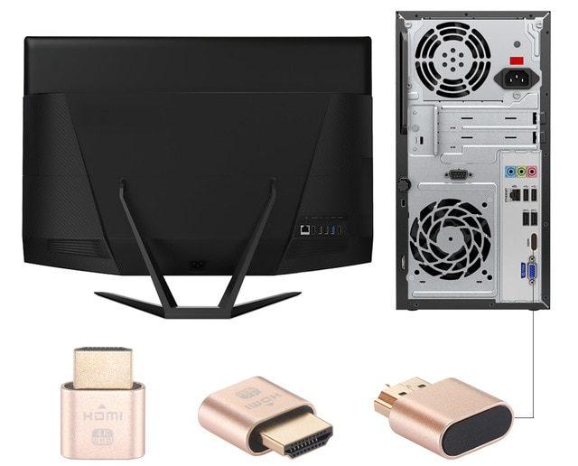 Obrázek: Emulátor HDMI: K čemu je dobrý falešný monitor k počítači