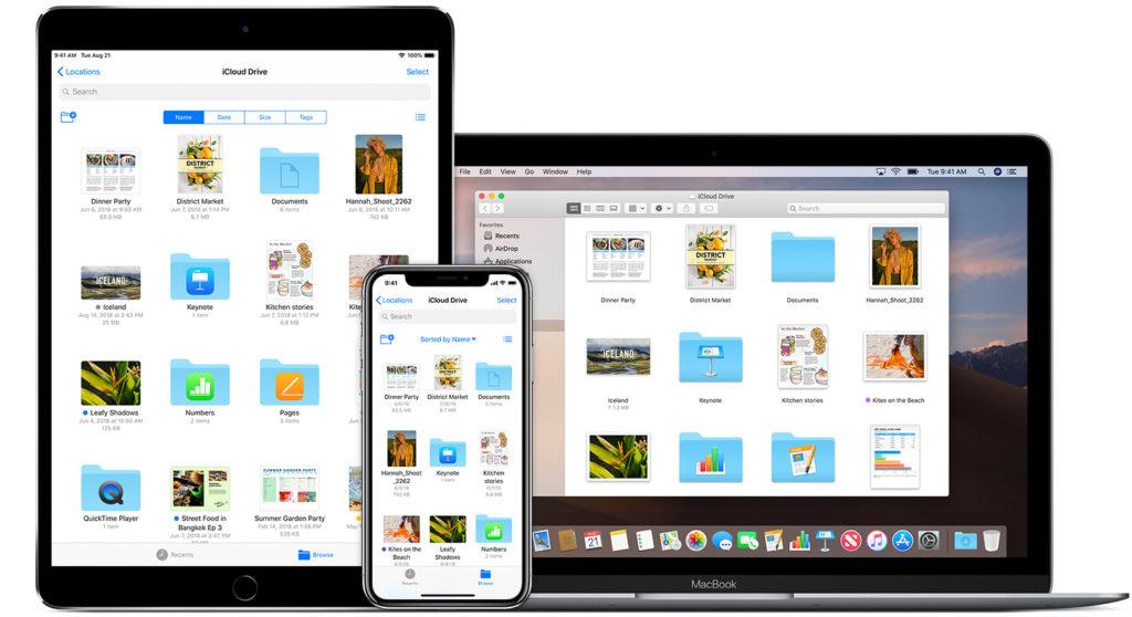 Obrázek: Rozdíly mezi macOS a iOS postupně vymizí, jaké má Apple plány?