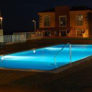 Obrázek: Vyhřátý bazén – rychle, levně a ekologicky. Vsaďte na solární ohřev