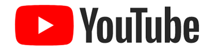 YouTube logo, online video