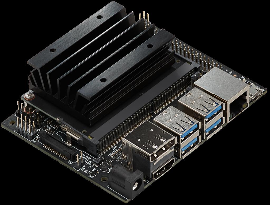 Obrázek: Nvidia Jetson Nano: minipočítač překonává Raspberry Pi i Asus Tinker Board, navíc umí strojové učení