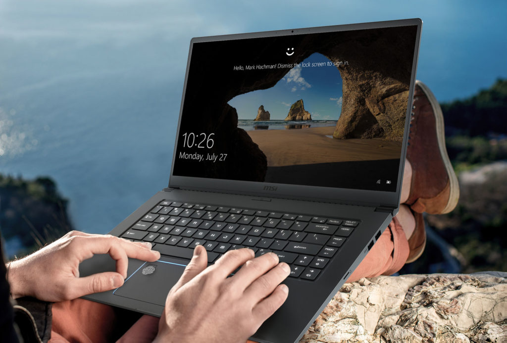 Obrázek: MSI má parádní 15palcový notebook i se softwarem za 10 tisíc zdarma