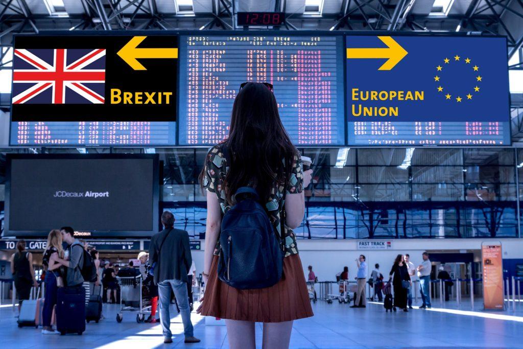 Obrázek: Francie využívá chaosu kolem Brexitu, chce přesvědčit IT firmy, ať se přesunou do vnitrozemské Evropy