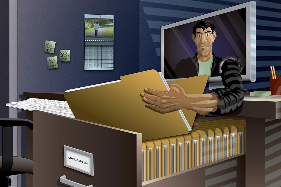Obrázek: Facebook se stále nepoučil. Zloděj ukradl data vnezašifrované podobě o 29 tisících zaměstnancích firmy