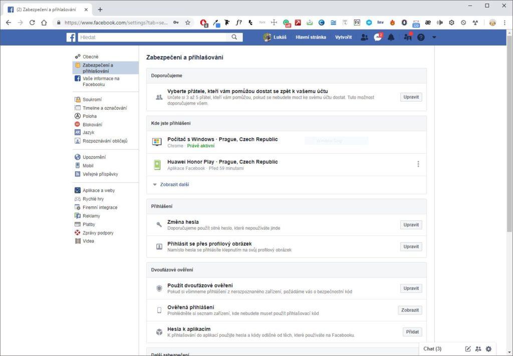 Obrázek: Změňte si heslo na Facebooku: Sociální síť ukládala hesla 600 milionů uživatelů v čitelné podobě