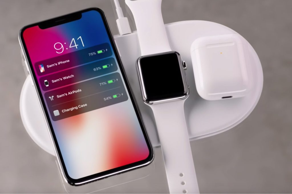 Obrázek: Nevyhovuje našim vysokým standardům, řekl Apple a zrušil bezdrátovou nabíjecí podložku AirPower