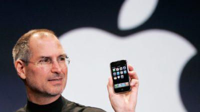 Obrázek: Utajovaný kousek historie: Prototyp prvního iPhonu určený pro inženýry poprvé na fotografiích