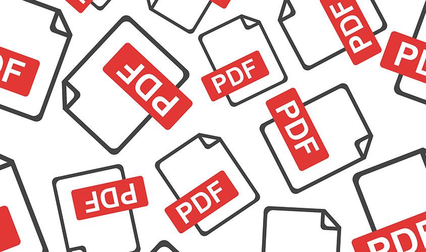 Obrázek: Jak sloučit PDF a spojit vícero dokumentů do jednoho? Jde to snadno a online