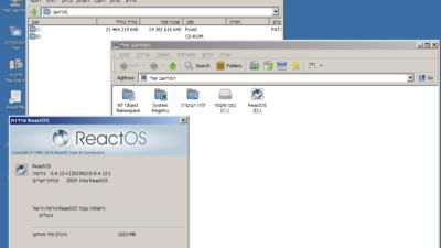 Obrázek: Jak spustit Windows aplikace bez Windows? ReactOS je kopií operačního systému zcela zdarma