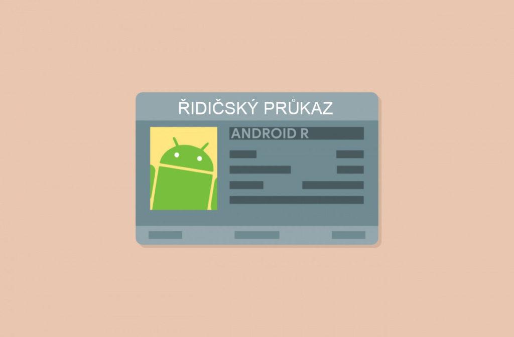 Obrázek: Občanku i řidičský průkaz nahradí chytrý telefon: Do Androidu míří nová funkce