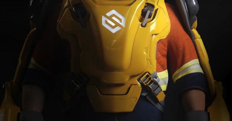 Obrázek: Skutečný Iron Man do každé firmy? Robotický oblek pro průmysl a vojáky už není sci-fi