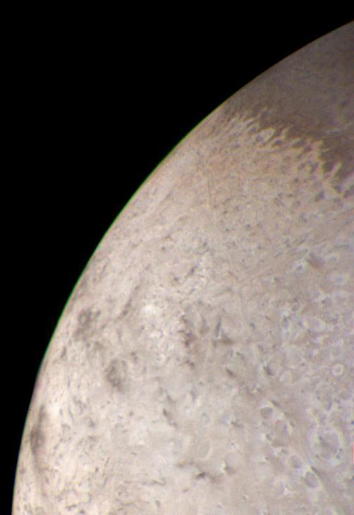 Obrázek: Nízkonákladový let kolem Tritonu má odhalit podpovrchový oceán i kryovulkanickou činnost