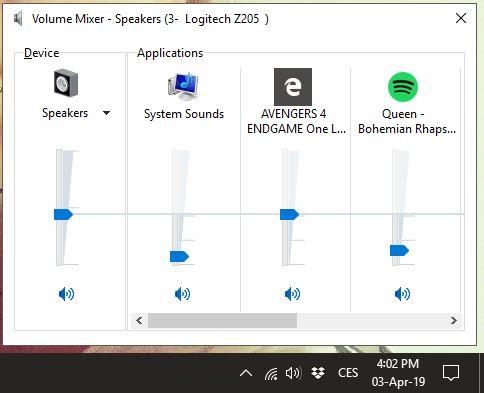 Obrázek: Věděli jste? Ze sluchátek a z reproduktorů můžete na počítači naráz poslouchat něco jiného