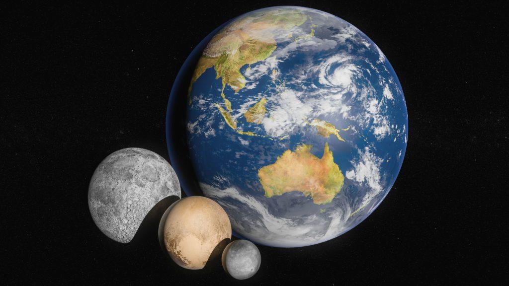 Obrázek: Má být Pluto planeta? Sledujte debatu dvou amerických astronomů