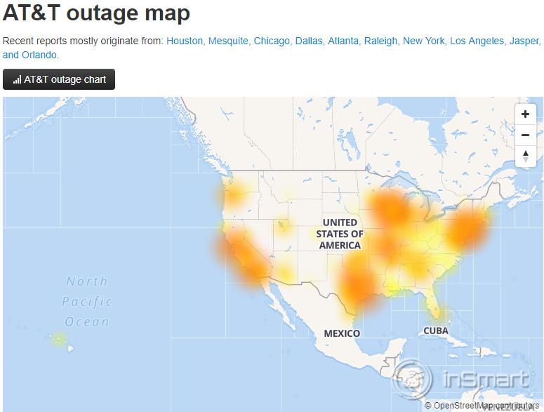 Obrázek: Internet měl mohutný výpadek. Nefungoval Facebook, WhatsApp, Messenger, Instagram a mnoho dalších