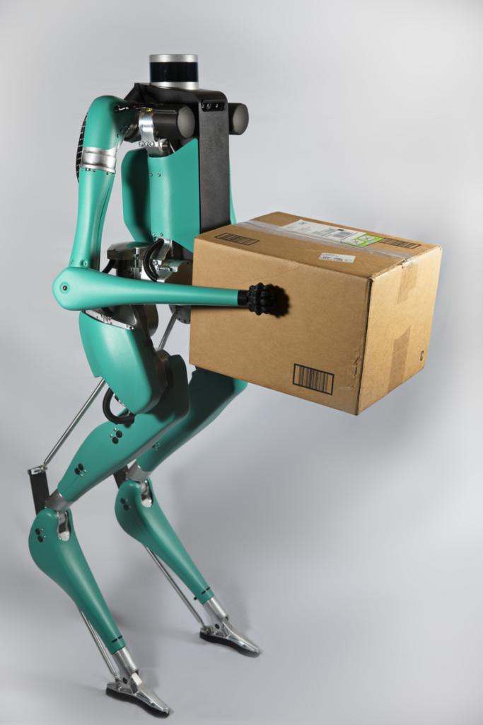 Obrázek: Donášky jídla až do domů pomocí autonomních robotů: Ford a vize budoucnosti