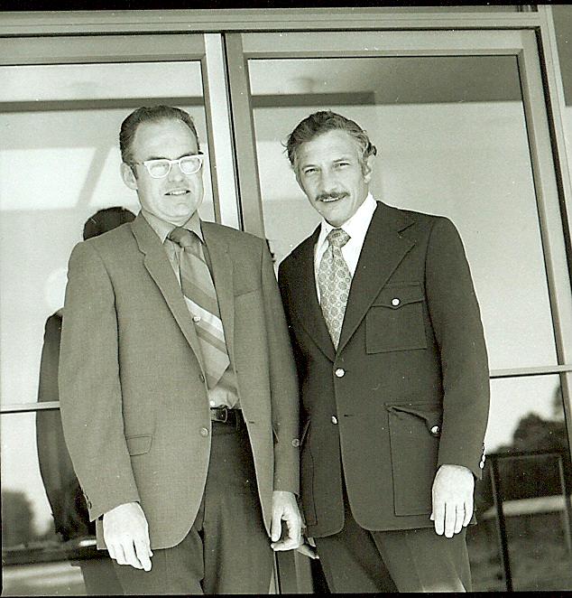 Obrázek: Neznámí velikáni: Robert Noyce, vynálezce integrovaného obvodu a spoluzakladatel Intelu