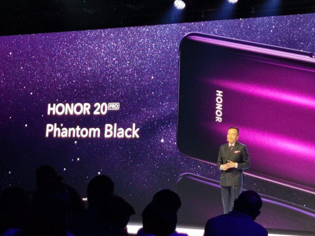 Obrázek: Honor 20 míří mezi elitu, model 20 Pro se zařadí k nejlepším fotomobilům