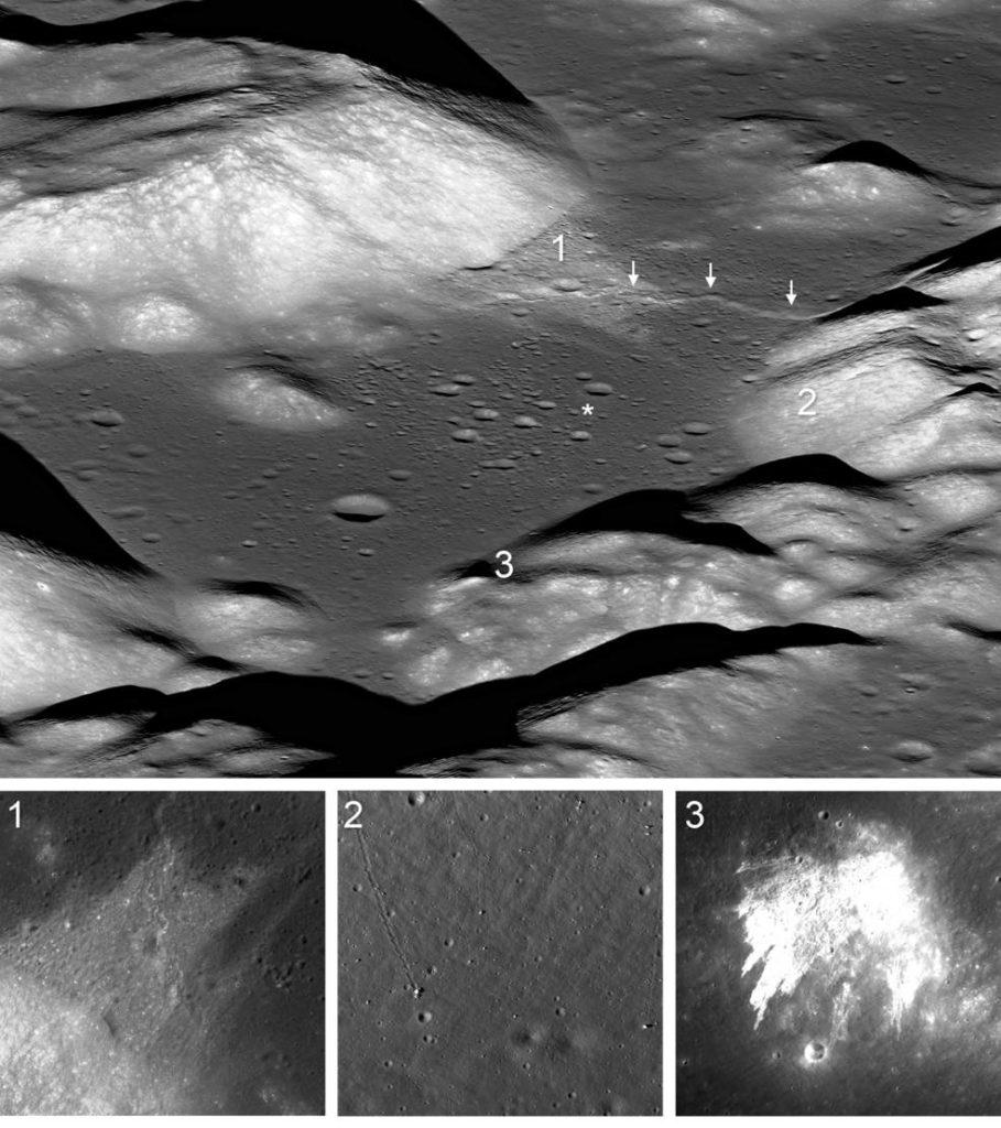 Obrázek: Měsíc se zmenšuje a chladne, potvrdila NASA. Zmenšil se o desítky metrů