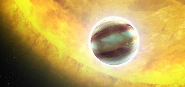 """Obrázek: """"Zakázaná planeta"""": Vědci objevili toulavou planetu v neptunské poušti"""