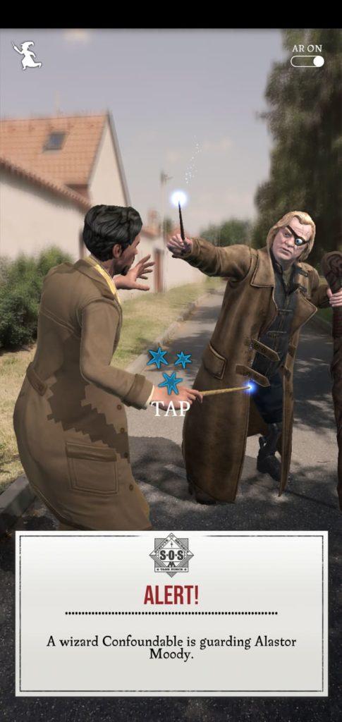 Obrázek: Recenze hry Harry Potter Wizards Unite: Zahoďte hůlky, odteď se kouzlí smartphonem