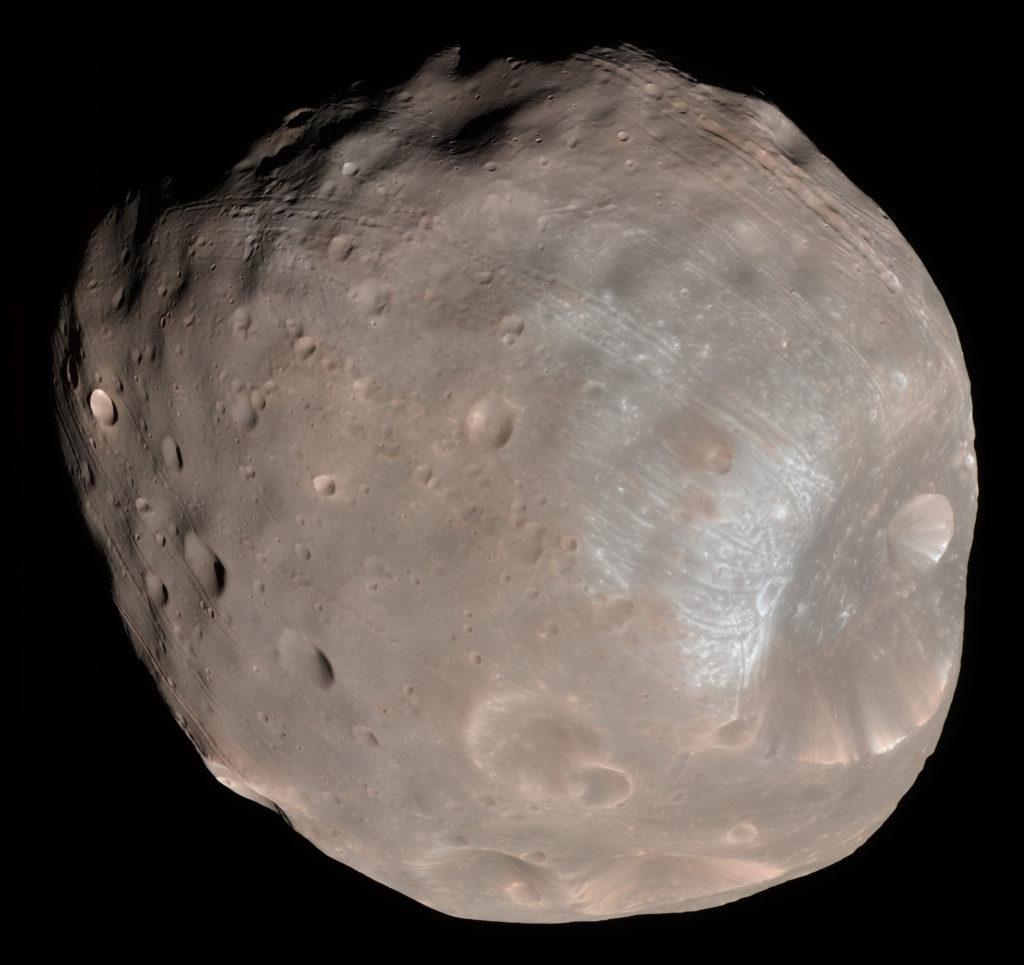 Obrázek: JAXA vyšle rover na měsíce Marsu. Pomohou jí vtom kosmické agentury Francie a Německa