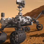 Obrázek: Mars 2020: Další vozítko už na Marsu nezapadne, má 6 motorů a otočí se i na místě