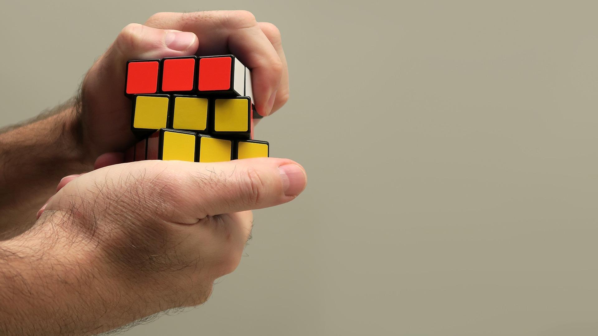 Obrázek: Systém umělé inteligence zvládne vyřešit Rubikovu kostku za 1,2 sekundy