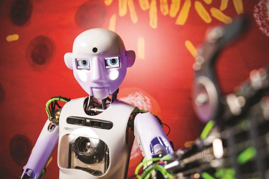 Obrázek: Město robotů Chodov: Výstavu návštěvníci kritizují za špatnou organizaci i vysoké ceny