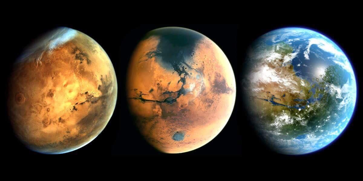 Obrázek: Odpalme atomovky na Marsu: Elon Musk chce zvýšit teplotu planety a udělat ji obyvatelnou