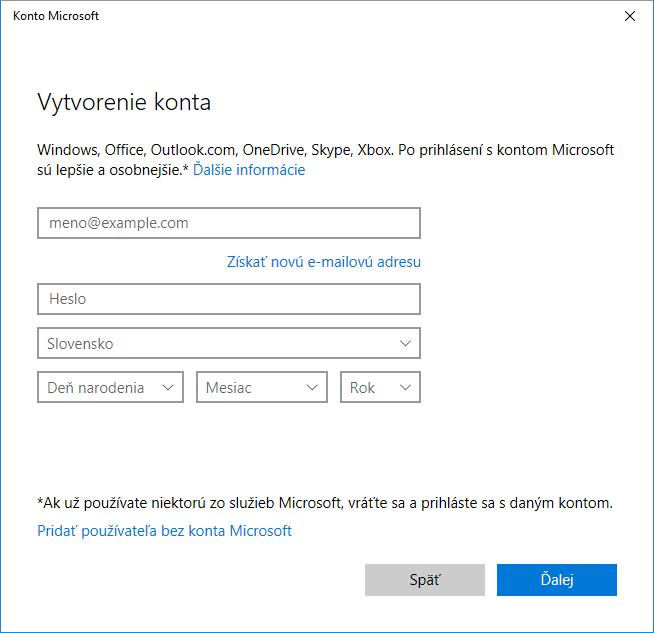 Obrázek: Jak přidat nového uživatele ve Windows 10