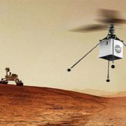 Obrázek: Helikoptéra poprvé poletí na jiné planetě: NASA ji pošle na Mars společně s vozítkem Mars 2020