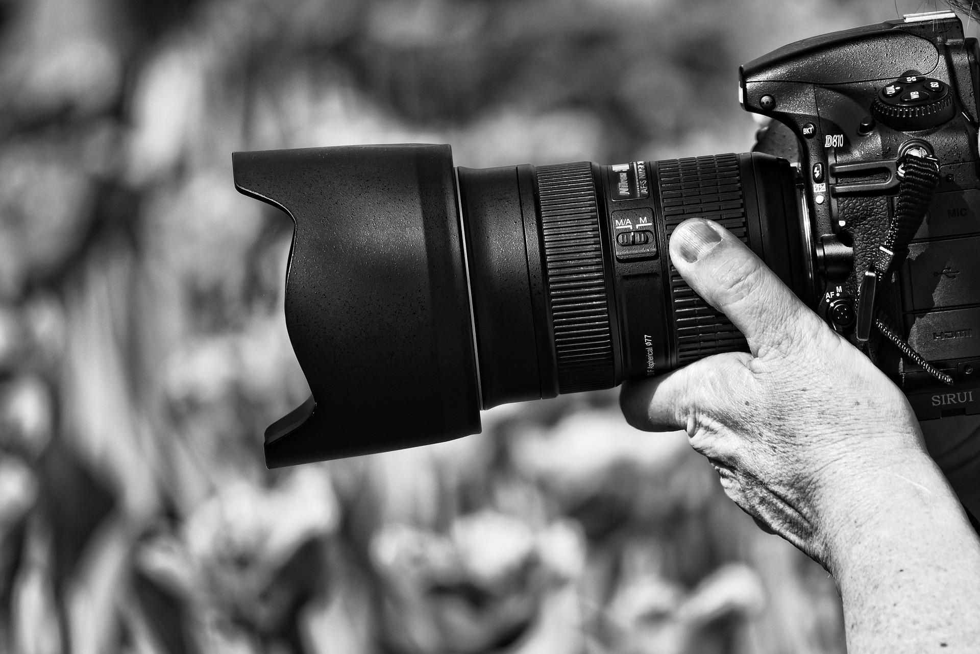 Obrázek: DSLR fotoaparáty Canon jsou zranitelné vůči ransomware útokům, nainstalujte si nejnovější aktualizaci