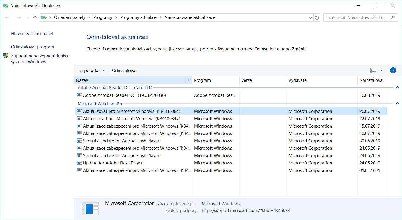 Obrázek: Pozor na poslední aktualizaci Windows 10, restartuje počítače a způsobuje problémy