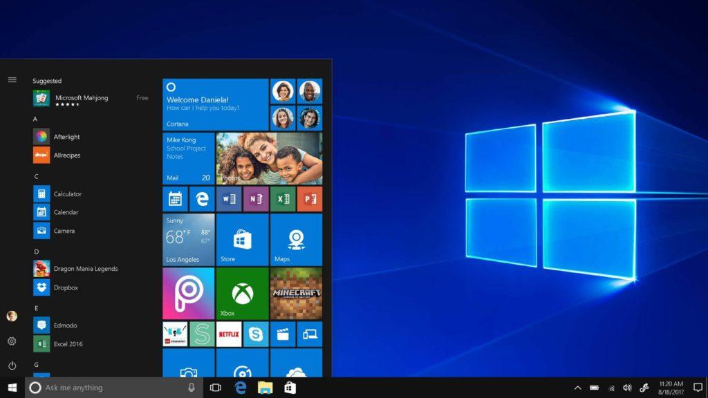 Obrázek: Stavíte si nový herní PC? Licenci Windows 10 Pro můžete získat s 86% slevou