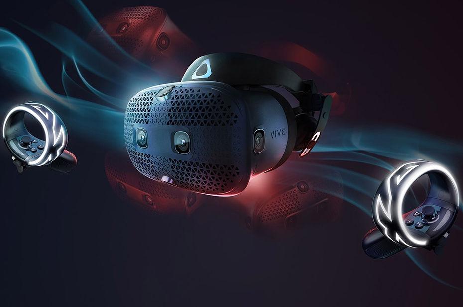 Obrázek: HTC Vive Cosmos už nepotřebuje trackovací majáky