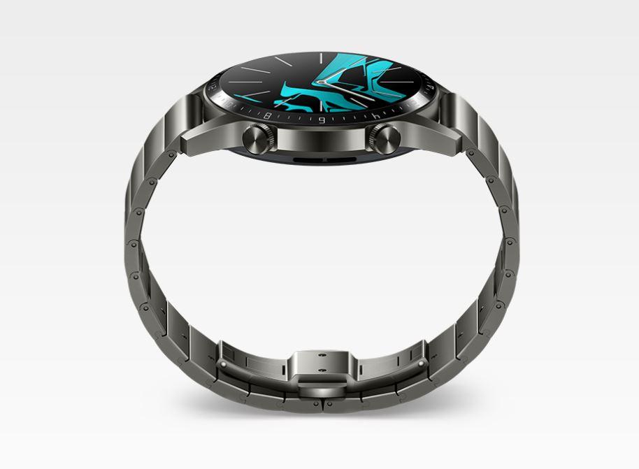 Obrázek: Huawei Watch GT2 vydrží nabité až 2 týdny