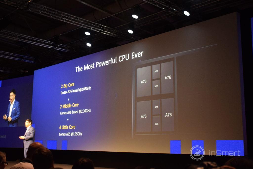 Obrázek: Umělá inteligence,10 miliard tranzistorů a 5G: Huawei ukázal nejvýkonnější mobilní čip