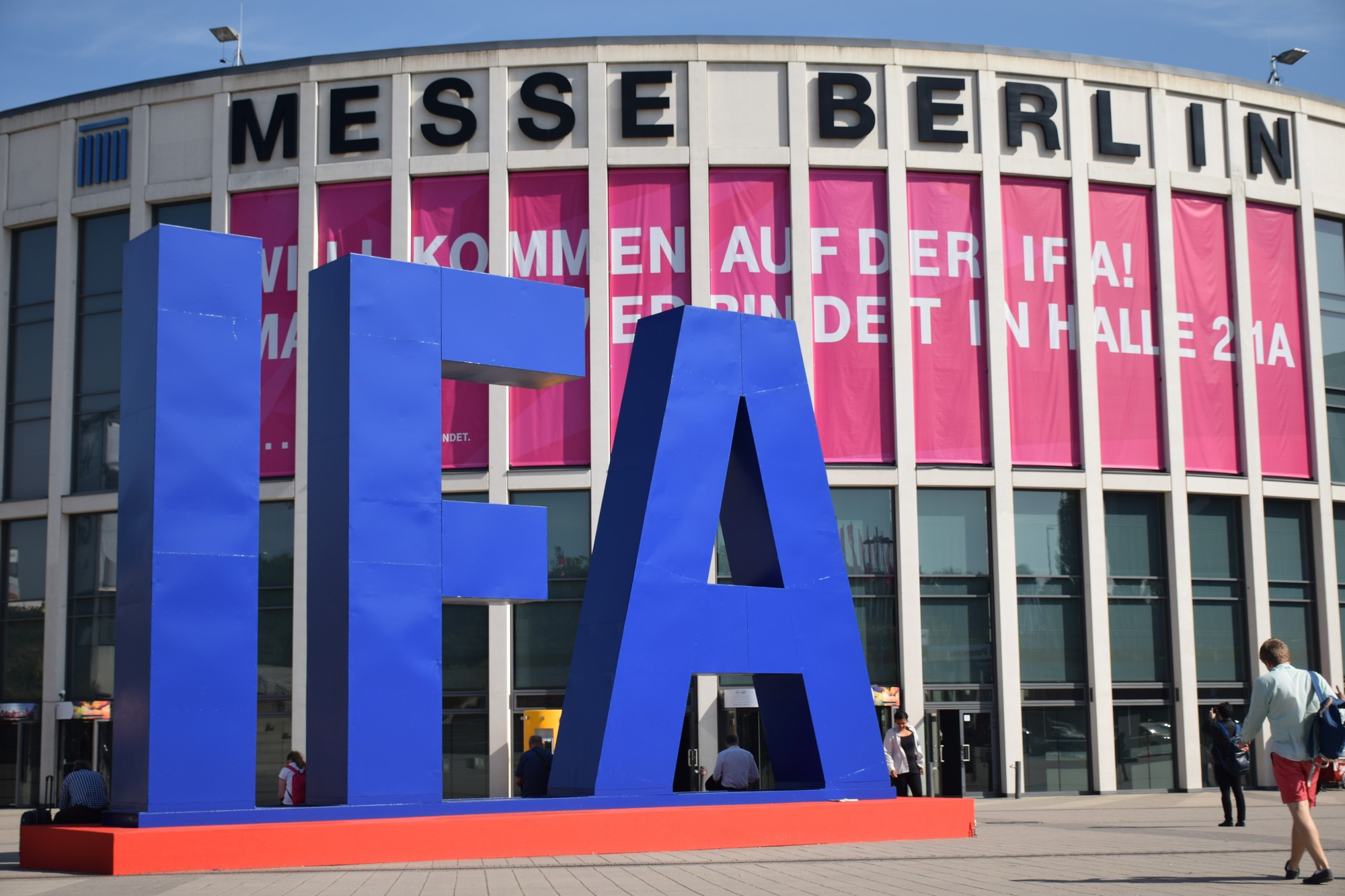 Obrázek: IFA 2019: Vše co nám veletrh přinesl