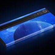 Obrázek: Xiaomi Mi Mix Alpha je smartphone téměř kompletně pokrytý displejem