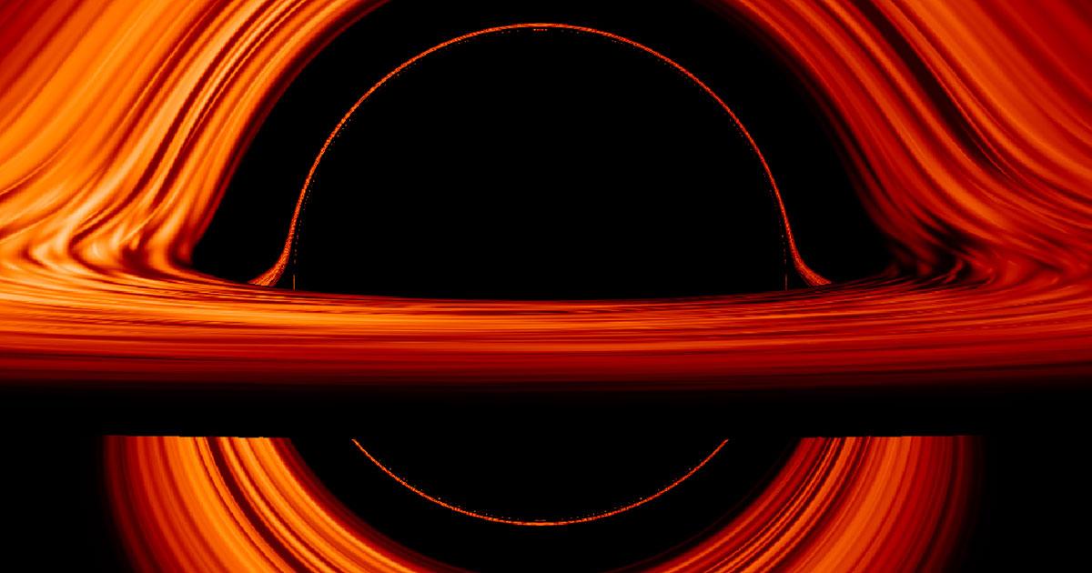 Obrázek: Skládá se temná hmota zjiných vesmírů?