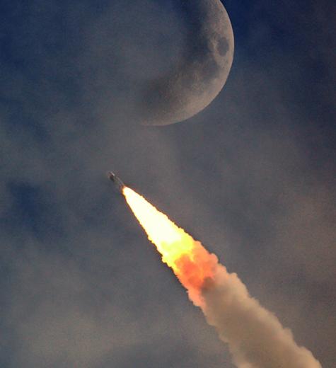 Obrázek: Ani Izrael, ani Indie: přistát znovu na Měsíci se nedaří a nedaří