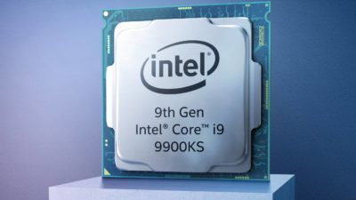Obrázek: 5GHz procesor? Intel Core i9-9900KS bude limitovaná edice, cenovka je překvapivě nízká