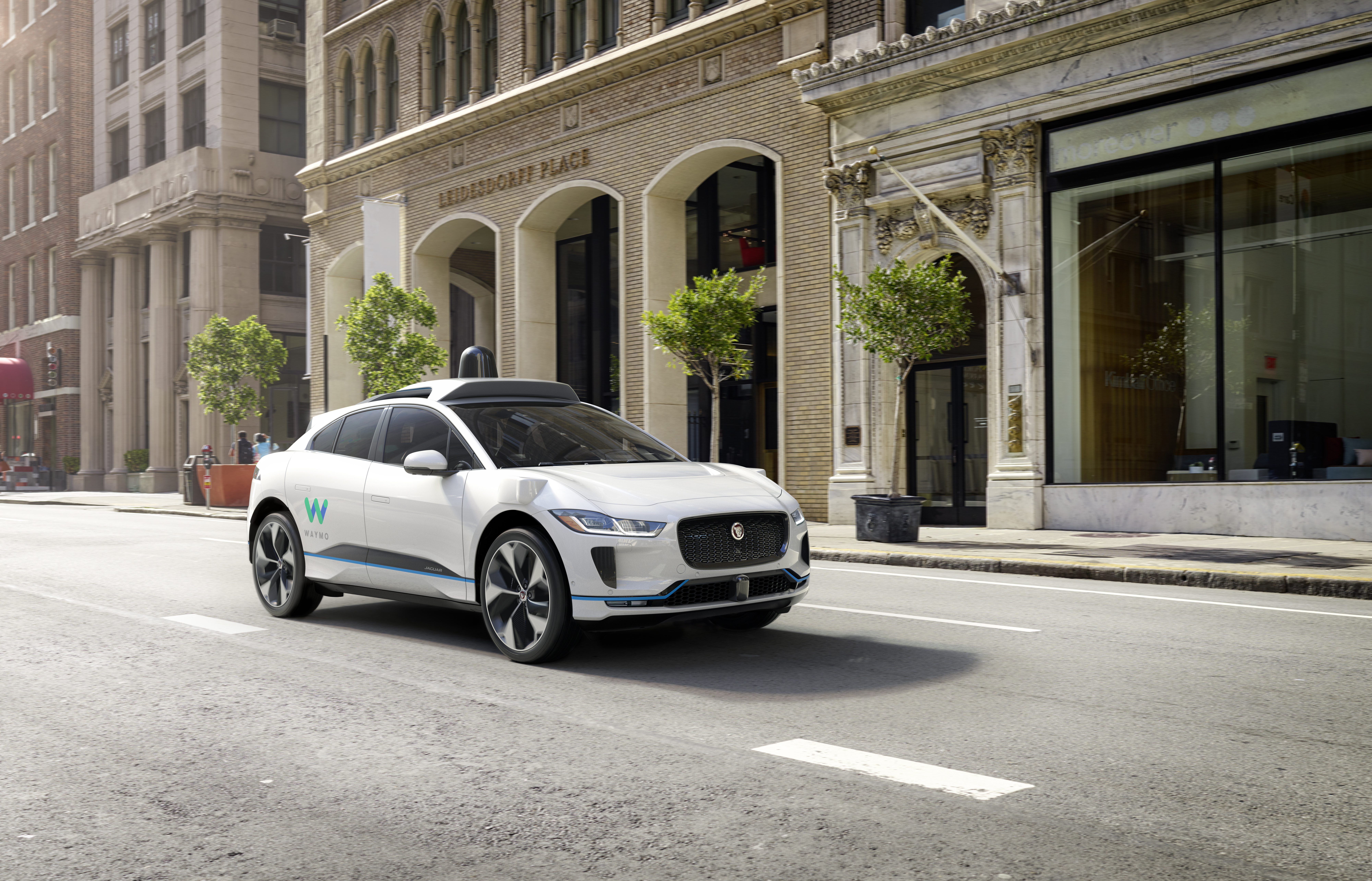 Obrázek: Waymo chystá test skutečně autonomního vozu na reálné silnici, už brzy